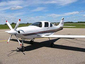 Continental IO-550 - Lancair IV-P equipped with a TSIO-550