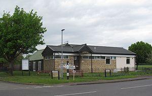 Landbeach - Image: Landbeach village hall