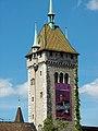 Landesmuseum Zürich - Hauptturm - Bahnhofquai 2012-08-08 13-37-03 (WB850F).JPG