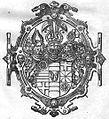 Landtgerichts Ordnung Münster 1571 Wappen.jpg