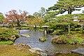Lantern and water - Kenroku-en - Kanazawa, Japan - DSC09754.jpg