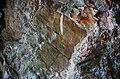 Large potassium feldspar crystal in pegmatitic granite (Ruggles Pegmatite, Devonian; Ruggles Pegmatite Mine, New Hampshire, USA) 1 (8291628718).jpg