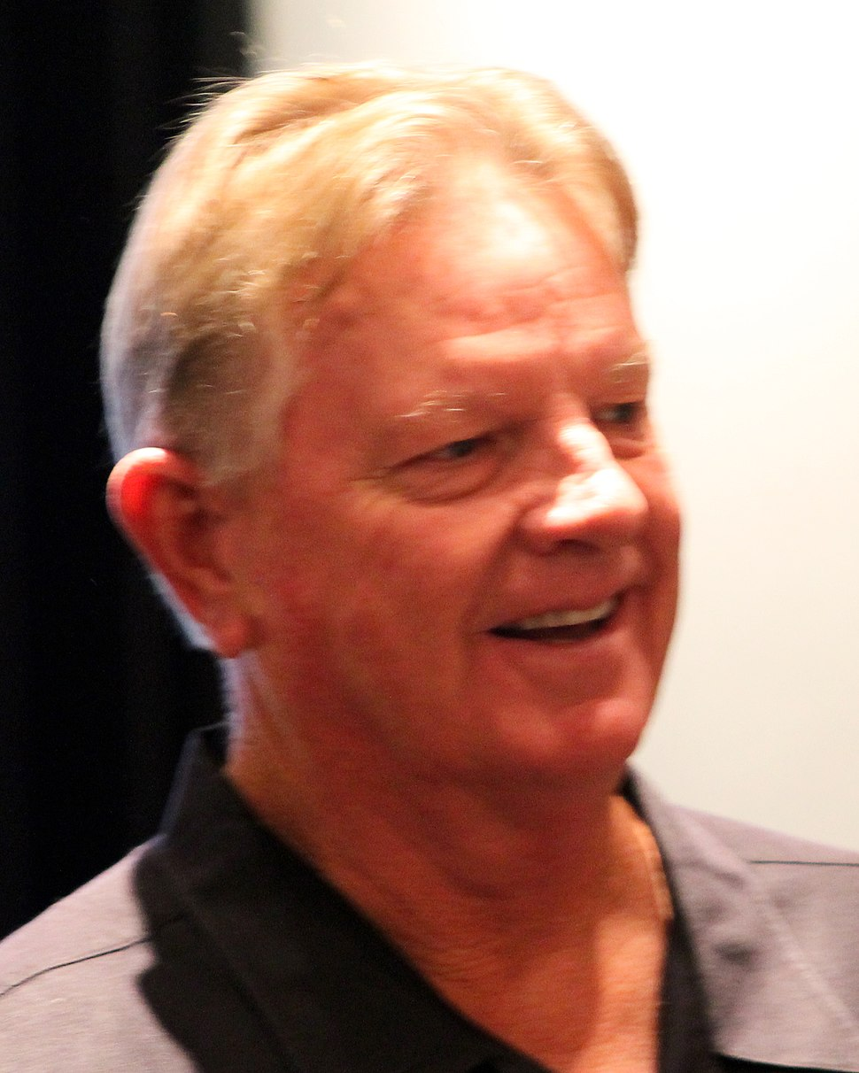 Larry Dierker at SABR Convention 2014