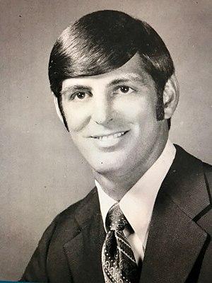 Larry Libertore -  Florida legislative representative Larry Libertore. 1972