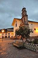 Lascar Iglesia de San Blas (Chiesa di San Blas) (Cuzco) (4578175980) .jpg