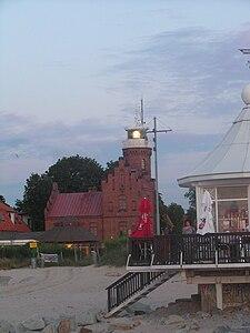 Latarnia Morska w Ustce - lipiec 2011 (13).jpg