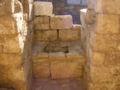 Latrine Abbaye de Fondouce siège.jpg