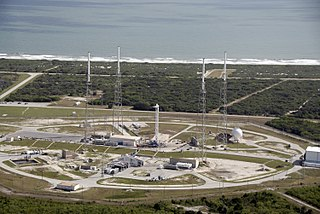 SpaceX launch facilities