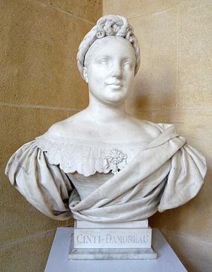 Laure Cinti-Damoreau - Laure Cinti-Damoreau, 1834by Louis Desprez (1799-1870)Musée de l'Opéra, Paris