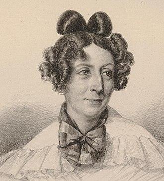 Honoré de Balzac - Laure Junot, Duchess of Abrantès