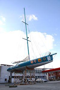 Le voilier de course Open 60 Max Havelaar (1).JPG
