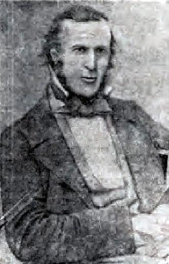 Lefevre James Cranstone - Photograph of Lefevre James Cranstone, c.1859