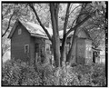 Left side from southwest - 810 Martin Luther King Jr. Parkway (Cottage), Des Moines, Polk County, IA HABS IOWA,77-DESMO,25-4.tif