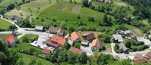 Lemberg pri Novi Cerkvi - Image: Lemberg panorama 1