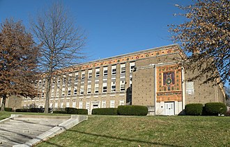 Lincoln–Lemington–Belmar (Pittsburgh) - Lemington Elementary School