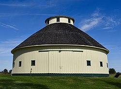 Lenox Round Barn Wikipedia