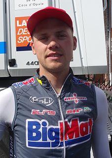 Alo Jakin Estonian cyclist