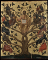 Leos Moskos Christ on a Vine.png