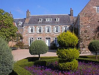 Durrell Wildlife Conservation Trust - Les Augrès Manor, Jersey – headquarters of the Durrell Wildlife Conservation Trust