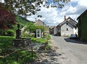 Les Planches-près-Arbois - Image: Les Planches près Arbois (Jura)