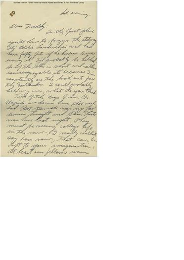 File:Letter to Gerald R  Ford (1934-02-17)(Gerald Ford
