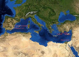 Levantinische Schiffswracks des Mittelmeerraums.jpg