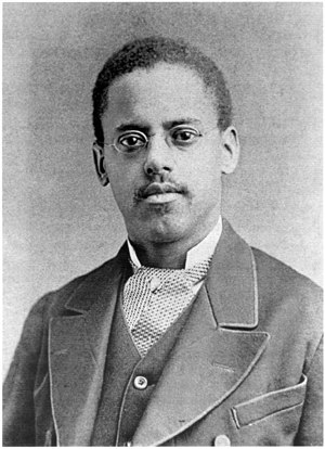 Lewis Howard Latimer - Image: Lewis latimer