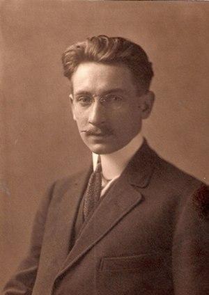 Leopold Seyffert - Leopold Seyffert ca. 1905