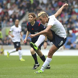 Lianne Sanderson English footballer