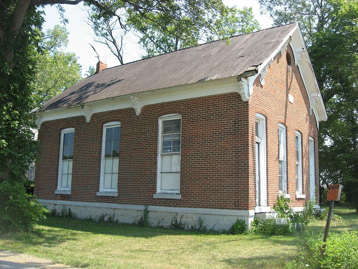 Liberty Township Schoolhouse No 2 Wikipedia