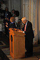 Librarian of Congress James Billington speaks in the Great Hall - 50th Anniversary of the March on Washington for Jobs and Freedom.jpg