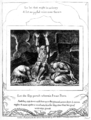 Life of William Blake (1880), Volume 2, Job illustrations plate 8.png