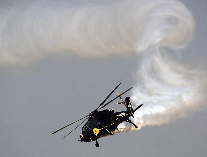 المروحية الهجومية الخفيفة الهندية Light Combat Helicopter! 794px-Light_Combat_Helicopter_Aero_India_2013