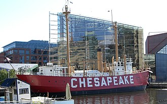 United States lightship Chesapeake (LV-116) - Image: Lightship Chesapeake