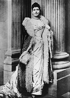 Lily Spencer-Churchill, Duchess of Marlborough American heiress