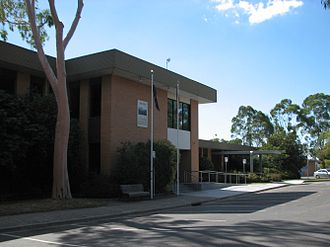 Yarra Ranges Shire - Shire Offices, Lilydale