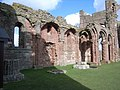 Lindisfarne Priory - geograph.org.uk - 741695.jpg