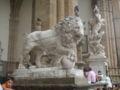 Lion of Loggia de' Lanzi right.JPG