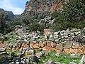 Lisos - Asklepios-Tempel Stützmauer.jpg