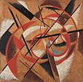 Liubov Popova, Spatial Force Construction, 1920-21.jpg