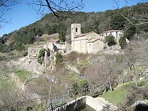 Albanyà - Lliurona, village in Albanyà