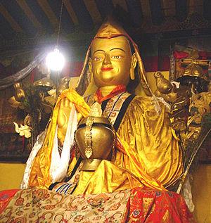Sanga Monastery - Image: Lobsang Gyatso