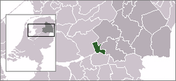 Location of Nijeveen