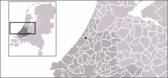 Valkenburg, South Holland - Image: Locatie Valkenburg