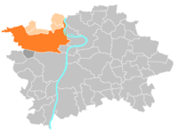 Location map municipal district Prague - Praha 6.PNG