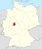 Locator map KB in Germany.svg