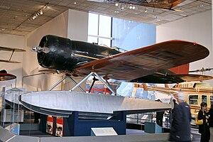 Lockheed Model 8 Sirius - Sirius at National Air and Space Museum