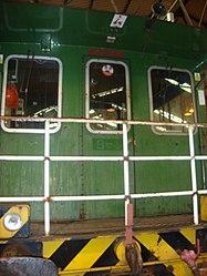 Locomotive BL1, Tyne and Wear Metro depot open day, 8 August 2010.jpg