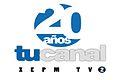 Logo 20 años XEPM-TV.jpg