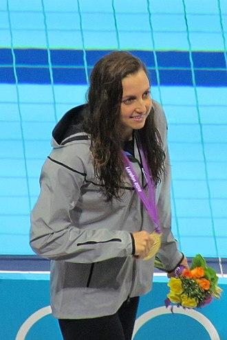 Rebecca Soni - Soni at the 2012 Olympics